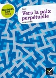 Emmanuel Kant - Vers la paix perpétuelle.
