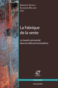 Ucareoutplacement.be La Fabrique de la vente - Le travail commercial dans les télécommunications Image