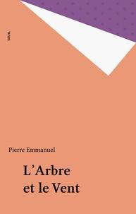 Emmanuel - L'Arbre et le vent - Feuilles volantes, 1980-1981.