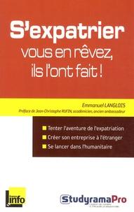 Sexpatrier : vous en rêvez, ils lont fait! - Les français du monde se racontent.pdf