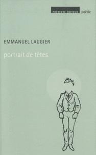 Emmanuel Laugier - Portrait de têtes.