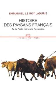 Emmanuel Le Roy Ladurie - .