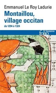 Emmanuel Le Roy Ladurie - Montaillou, village occitan - De 1294 à 1324.