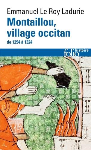 Montaillou, village occitan. De 1294 à 1324  édition revue et corrigée