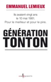 Emmanuel Lemieux - Génération Tonton.