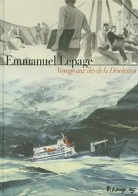 Téléchargement gratuit au format ebook epub Voyage aux îles de la Désolation FB2 RTF iBook