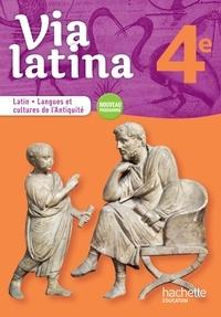 Latin - Langues et cultures de lAntiquité 4e Via latina.pdf