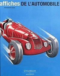 Emmanuel Lopez - Affiches de l'automobile.