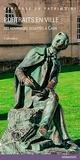 Emmanuel Luis et Manuel de Rugy - Portraits en ville - Les hommages sculptés à Caen.