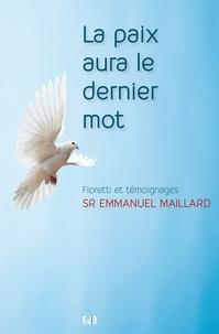 Deedr.fr La paix aura le dernier mot Image