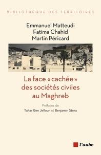 Emmanuel Matteudi et Martin Pericard - La face cachée des sociétés civiles au Maghreb.