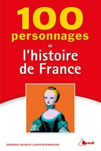 Goodtastepolice.fr 100 personnages de l'histoire de France Image