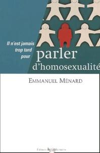 Emmanuel Ménard - .
