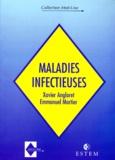 Emmanuel Mortier et Xavier Anglaret - MALADIES INFECTIEUSES.