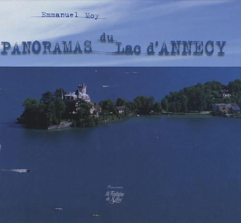 Emmanuel Moy - Panoramas du lac d'Annecy.