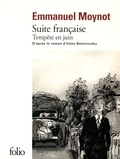 Emmanuel Moynot - Suite française - Tempête en juin.