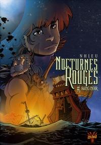 Emmanuel Nhieu et Florence Torta - Nocturnes Rouges  : Pack en 2 volumes : Tome 1, Sang Noir ; Tome 4, Une seconde chance.
