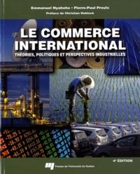 Satt2018.fr Le commerce international - Théories, politiques et perspectives industrielles Image