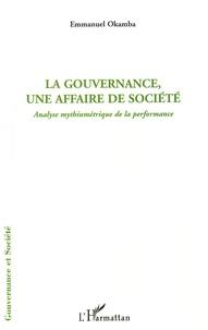 La gouvernance, une affaire de société - Analyse mythiumétrique de la performance.pdf