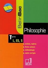 Emmanuel Pasquier - Philosophie Tle L, ES, S.