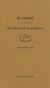 Deedr.fr Le comté - Dix façons de le préparer Image