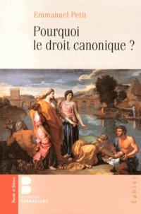Rhonealpesinfo.fr Pourquoi le droit canonique ? Image