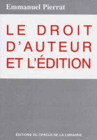 Le droit dauteur et lédition.pdf