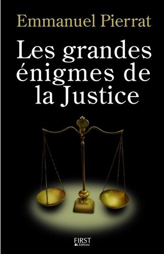 Les grandes énigmes de la justice