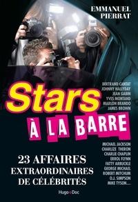 Emmanuel Pierrat - Stars à la barre.