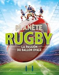 Emmanuel Plisson - Planète rugby - La passion du ballon ovale.