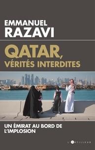 Qatar, vérités interdites - Emmanuel Razavi - Format ePub - 9782810007943 - 9,99 €