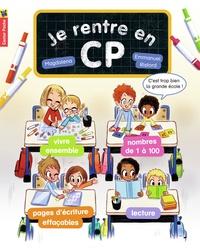 Emmanuel Ristord et  Magdalena - Je rentre en CP.