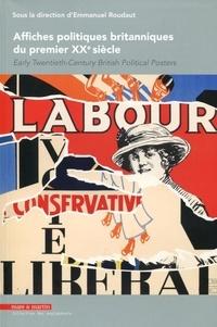 Affiches politiques britanniques : du premier 20e siècle.pdf