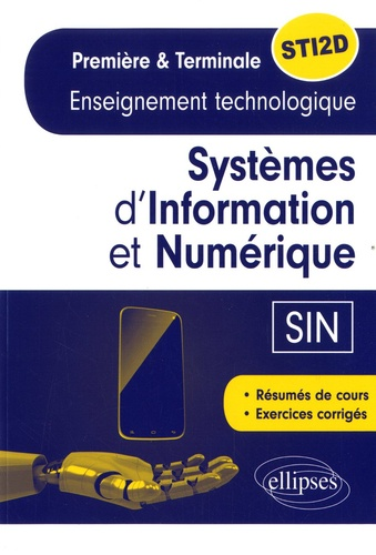 Emmanuel Rouzaud - Systèmes d'Information et Numérique (SIN) 1re et Tle STI2D.