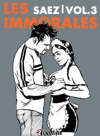 Livres en anglais gratuits à télécharger au format pdf Les Immorales - Volume 3 in French 9782362349522 RTF FB2 PDB par Emmanuel Saez