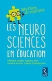 Emmanuel Sander et Hippolyte Gros - Les neurosciences en éducation.