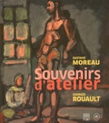 Emmanuel Schwartz et Emmanuel Mace - Gustave Moreau - Georges Rouault - Souvenirs d'atelier.
