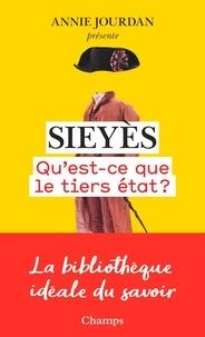Emmanuel Sieyès - Qu'est-ce que le tiers état ?.