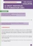 Emmanuel Surun - Le droit individuel à la formation (DIF).