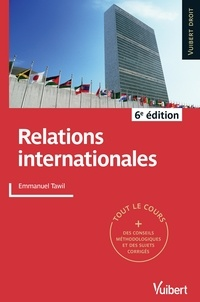 Emmanuel Tawil - Relations internationales.