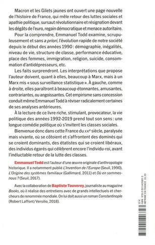 Les luttes des classes en France au XXIe siècle