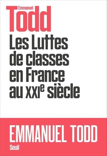 Les luttes des classes en France au XXIe siècle - Format ePub - 9782021426830 - 15,99 €