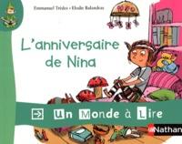 Emmanuel Trédez - L'anniversaire de Nina.