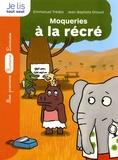 Emmanuel Trédez et Jean-Baptiste Drouot - Le détective de la savane - Moqueries à la récré.