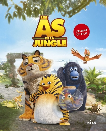 Emmanuel Trédez - Les as de la jungle - L'album du film.
