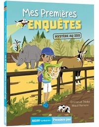 Emmanuel Trédez et Maud Riemann - Mes premières enquêtes  : Mystère au zoo.