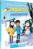 Emmanuel Trédez - Mes premières enquêtes Tome 3 : Mystère et bonhomme de neige.
