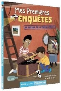 Emmanuel Trédez et Maud Riemann - Mes premières enquêtes Tome 8 : Le trésor de la femme pirate.