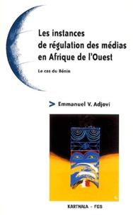 Emmanuel-V Adjovi - .