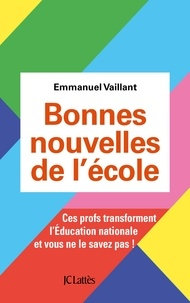Histoiresdenlire.be Bonnes nouvelles de l'école - Ces profs transforment l'Education Nationale et vous ne le savez pas! Image